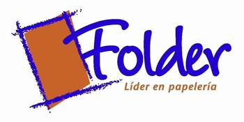 Folder, papelerías