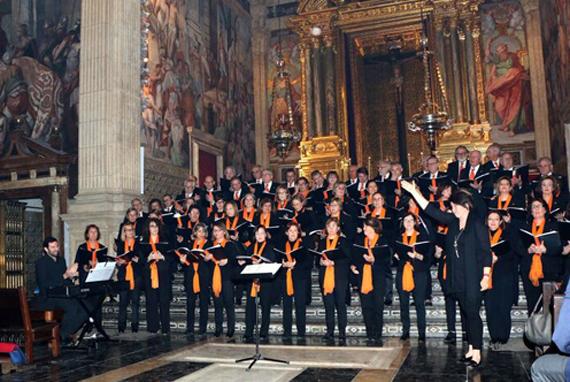 La Real Sociedad Valenciana de Agricultura y Deportes recibe a Cantoría en Concierto