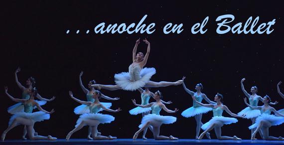 …ANOCHE EN EL BALLET. DON QUIJOTE