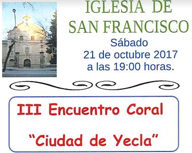Cronica de (no solo) nuestro concierto en Yecla