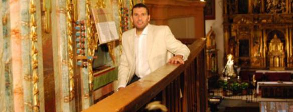 Nuestro querido Arturo Barba (Organista valenciano), presenta nuevo disco