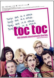 RESEÑA CINEMATOGRÁFICA:  TOC – TOC.