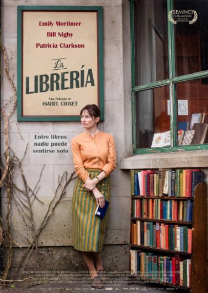 RESEÑA CINEMATOGRÁFICA.  LA LIBRERIA