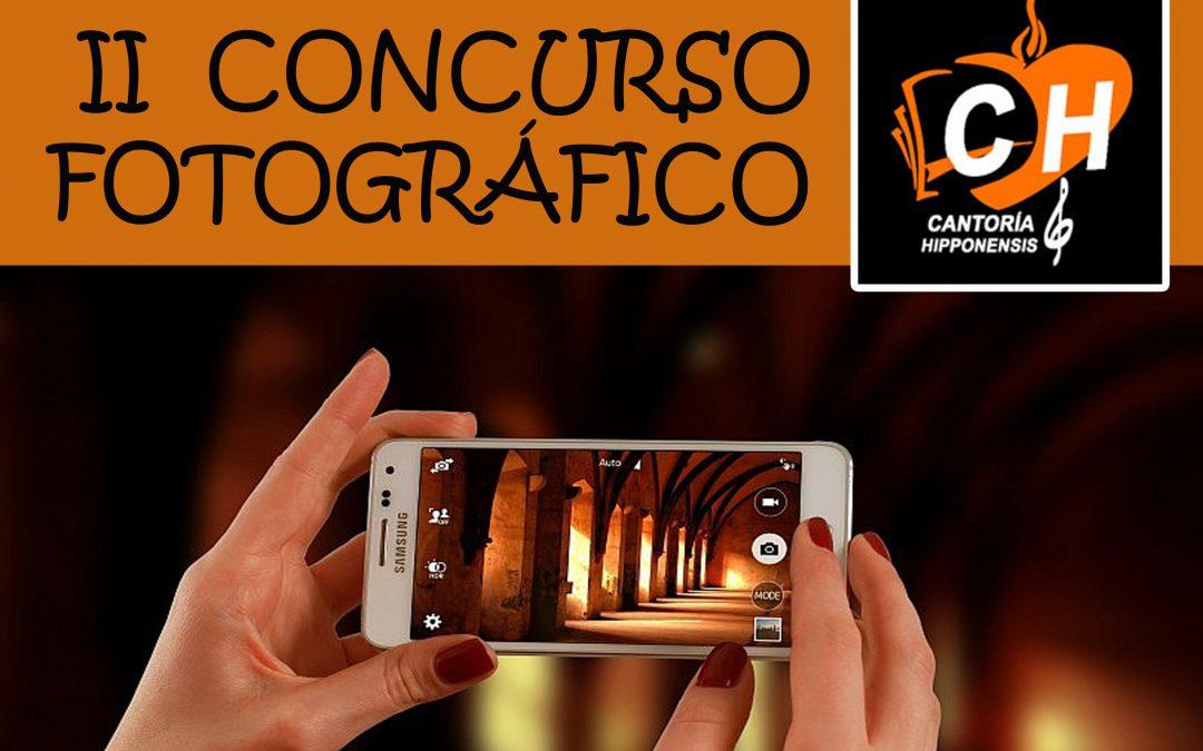 II Concurso Fotográfico de Cantoria Hipponensis  ¡Bendita infancia!