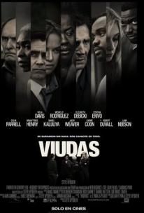 RESEÑA CINEMATOGRÁFICA. VIUDAS.