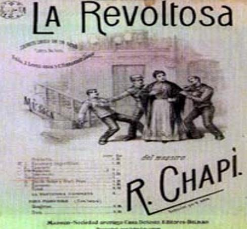 HISTORIA DE LA ZARZUELA 5ª PARTE