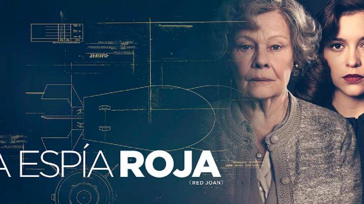 RESEÑA CINEMATOGRAFICA: LA ESPIA ROJA