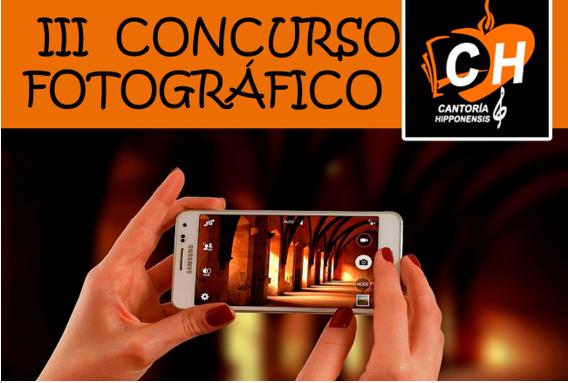 III Concurso Fotográfico. ¡Bravo por la música…!