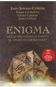 RESEÑA LITERARIA: ENIGMA.-  Juan Antonio Cebrián  y otros.