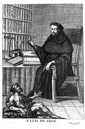 Fray Luis de León.  La obra intelectual I.